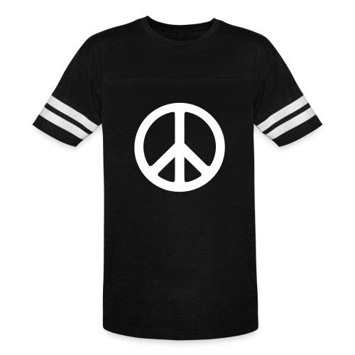 Peace - Vintage Sport T-Shirt