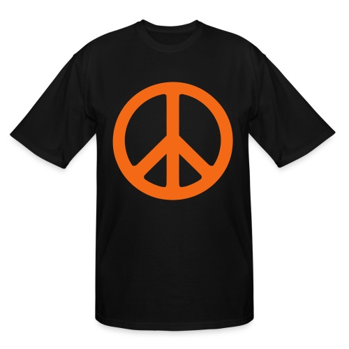 Peace - Men's Tall T-Shirt
