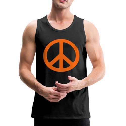 Peace - Men's Premium Tank