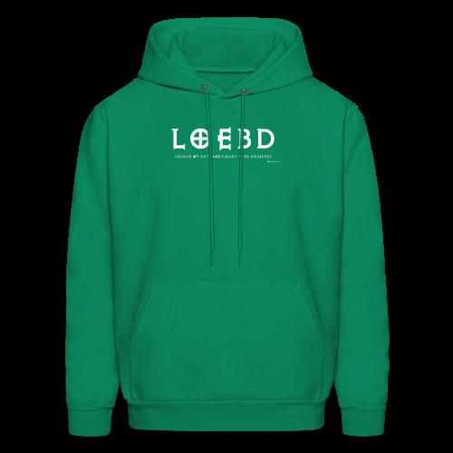 LOEBD Men's Hoodie - Men's Hoodie