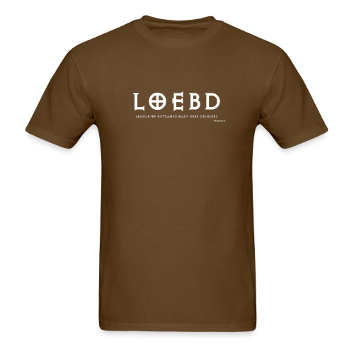 LOEBD Men's T-Shirt - Men's T-Shirt