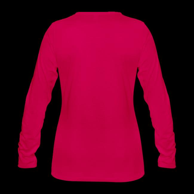 LOEBD Women's Premium Long Sleeve T-Shirt