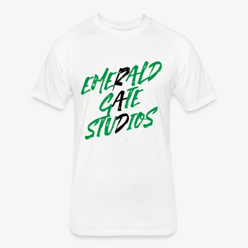 Rad! Emerald Gate Studios Premium Tee - Fitted Cotton/Poly T-Shirt by Next Level