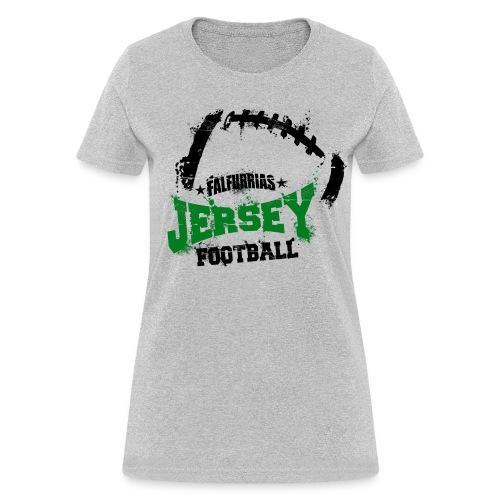 Rough Football WOMENS TEE - Women's T-Shirt
