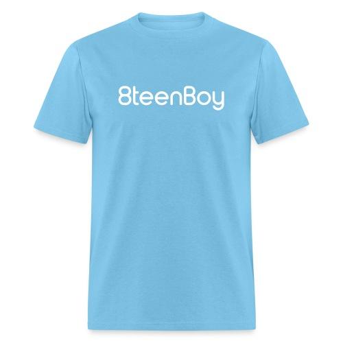 8teenBoy Logo - Men's T-Shirt - Men's T-Shirt