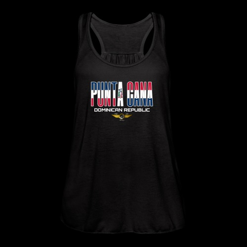 Women's Flowy Punta Cana Tank - Women's Flowy Tank Top by Bella