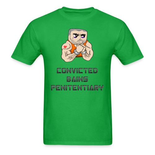Convicted Classic Men's T - Men's T-Shirt
