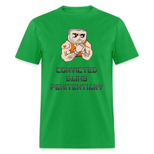 Convicted Classic Men's T - Men's T-Shirt