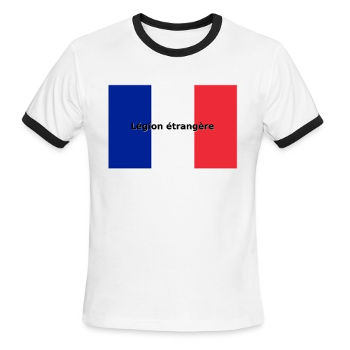 Legion etrangere - Men's Ringer T-Shirt