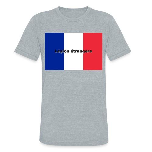 Legion etrangere - Unisex Tri-Blend T-Shirt