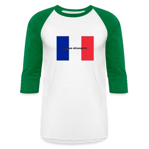 Legion etrangere - Baseball T-Shirt