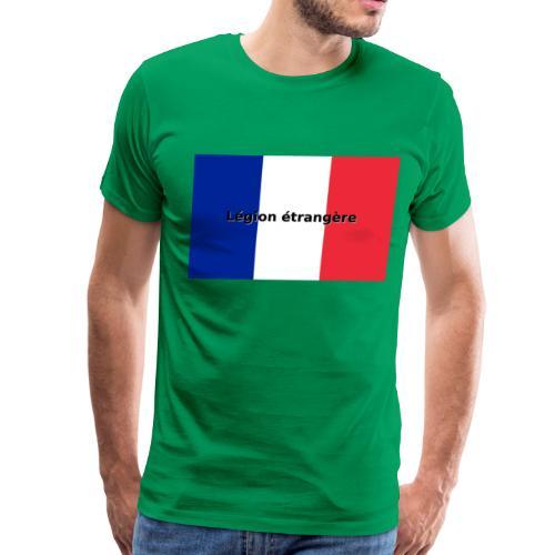 Legion etrangere - Men's Premium T-Shirt