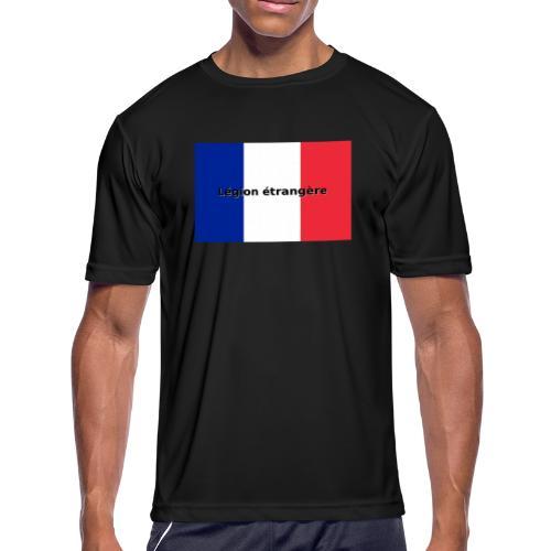 Legion etrangere - Men's Moisture Wicking Performance T-Shirt