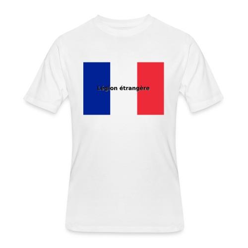 Legion etrangere - Men's 50/50 T-Shirt