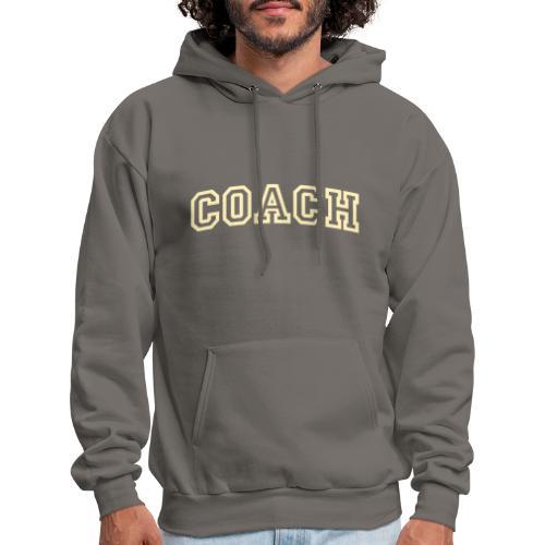 Coach - Men's Hoodie