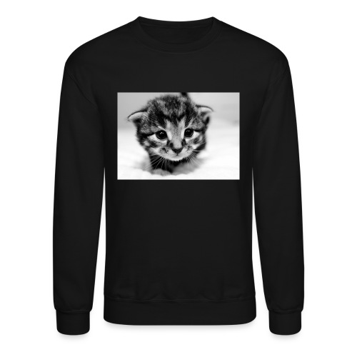 Kitten #2 - Crewneck Sweatshirt