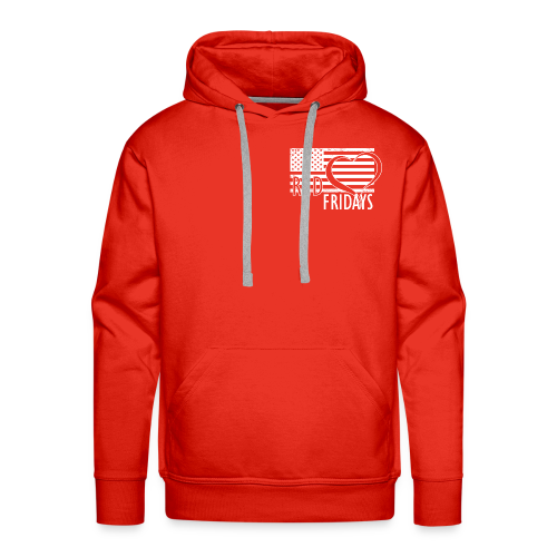 RED Fridays - Remember Everyone Deployed - Men's Premium Hoodie
