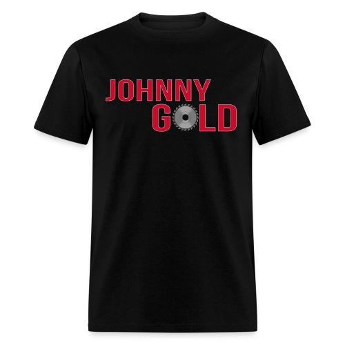 Johnny Gold Official Shirt   - Men's T-Shirt