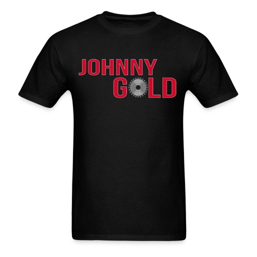 Johnny Gold Official Shirt   - Men's T-Shirt