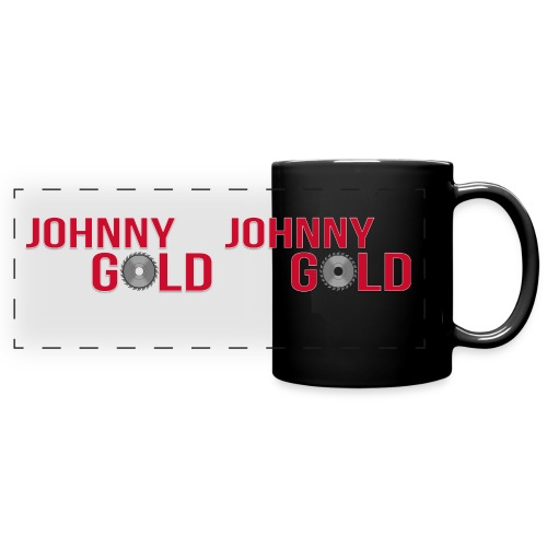 Johnny Gold Mug - Full Color Panoramic Mug