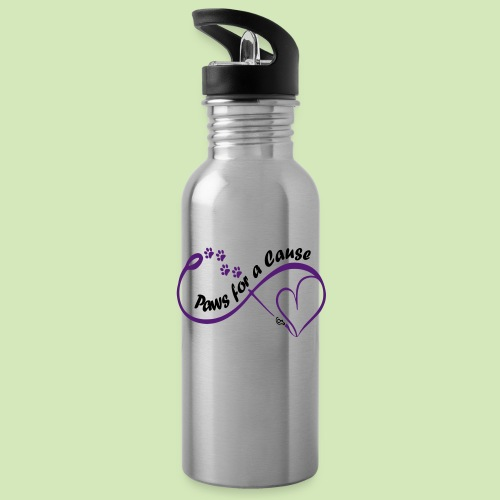 Paws for a Cause Give Back Water Bottle - Water Bottle