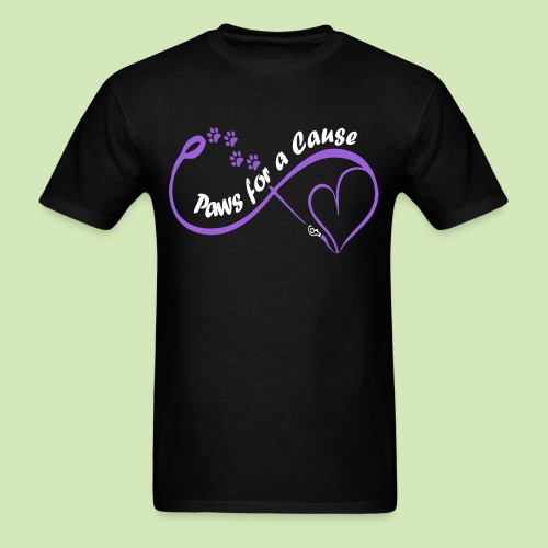 Paws for a Cause Give Back Tee - Men's T-Shirt