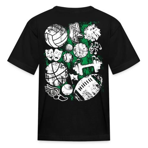 Old Skool KIDS TEE - Kids' T-Shirt