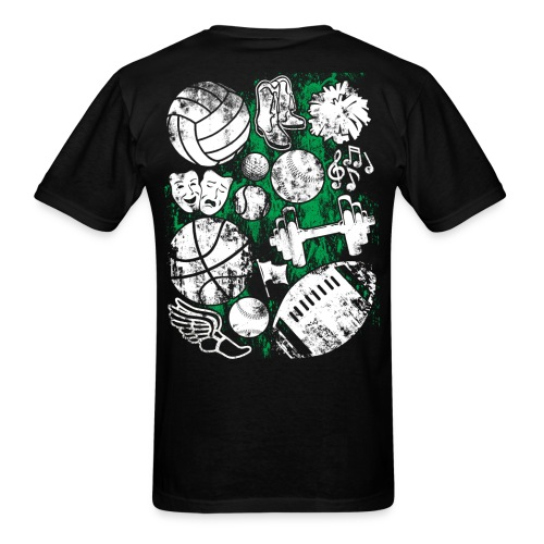 Old Skool MENS TEE - Men's T-Shirt