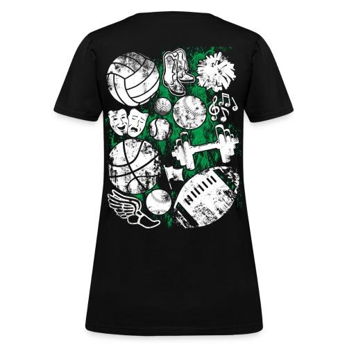 Old Skool WOMENS TEE - Women's T-Shirt