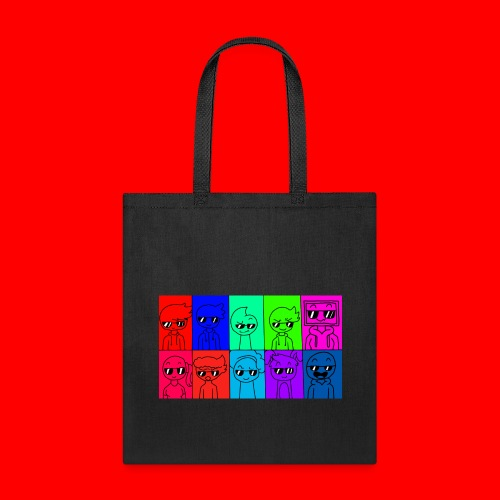 Young Animation Squad - Bag - Tote Bag