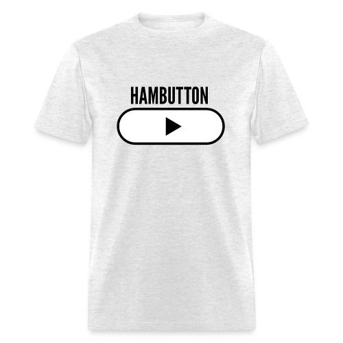 HAMBUTTON Men's Tee - Men's T-Shirt
