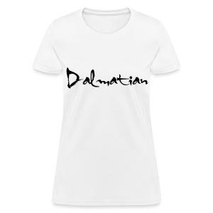 Dalmatian T-Shirt - Women's T-Shirt
