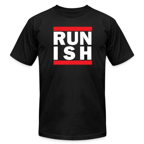 Run Ish Tee - Men's Fine Jersey T-Shirt
