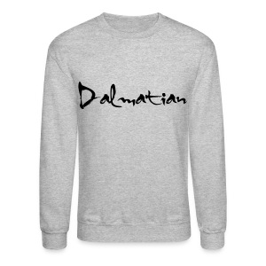 Dalmatian Sweater - Crewneck Sweatshirt