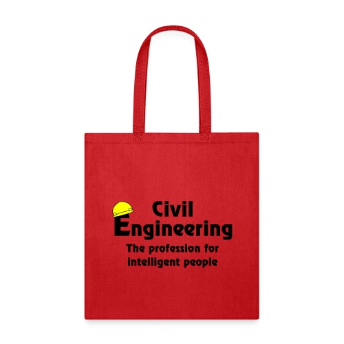 Smart Civil Engineer - Tote Bag