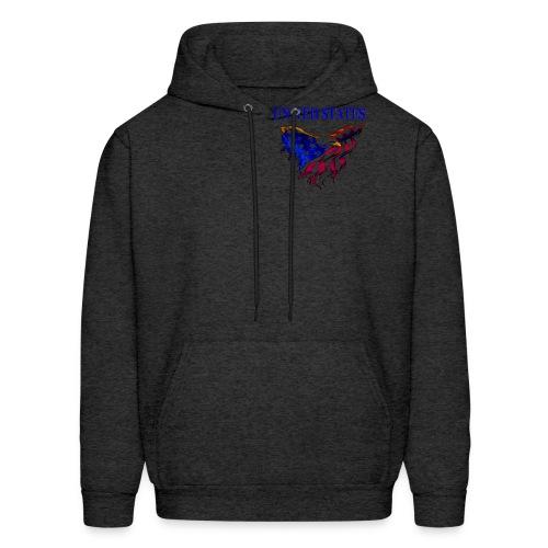 Men's Hoodie | Eagle | CRFIT - Men's Hoodie