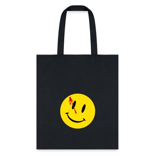 Happy Face Tote Bag - Tote Bag