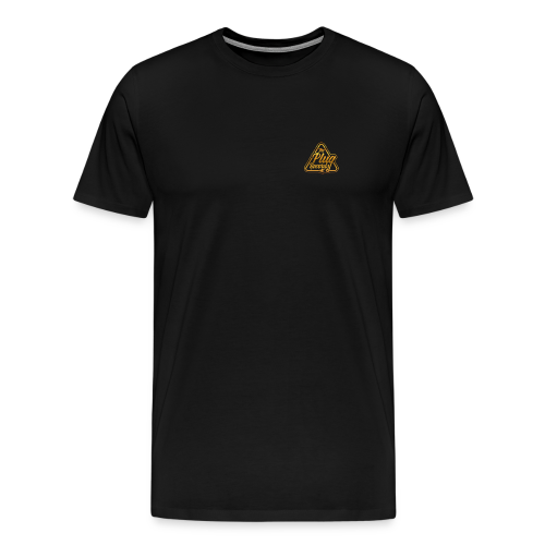 The Plug Records Official Men's Tee - Men's Premium T-Shirt