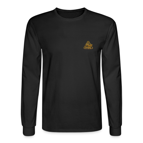 The Plug Records Official Long Sleeve Tee - Men's Long Sleeve T-Shirt