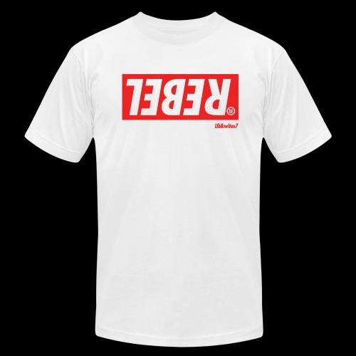 U7 - Rebel - Men's Fine Jersey T-Shirt