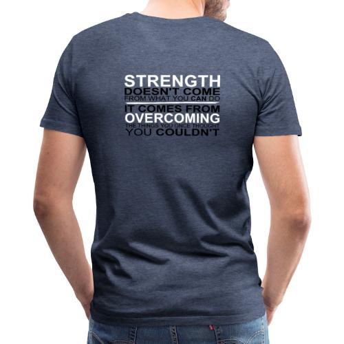 Inspiration T shirt - Men's Premium T-Shirt