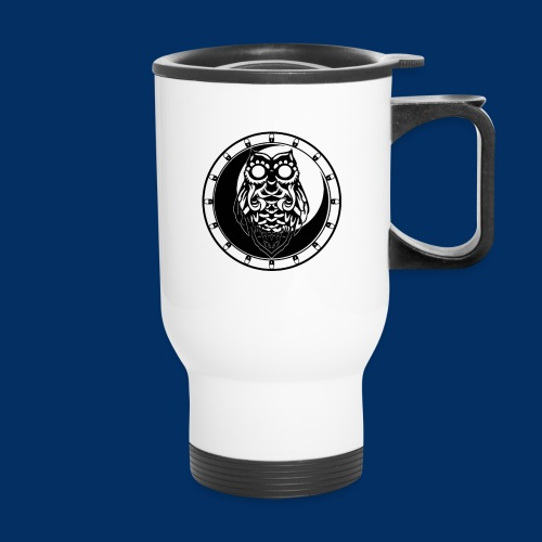 Cup Of Shadows - Travel Mug