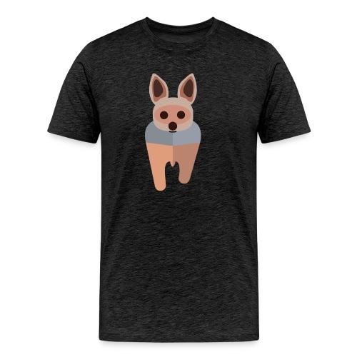 Yor-Ki the Yorkie - Men's Premium T-Shirt