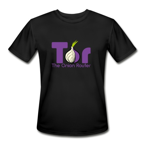 Tor - The Onion Router - Men's Moisture Wicking Performance T-Shirt