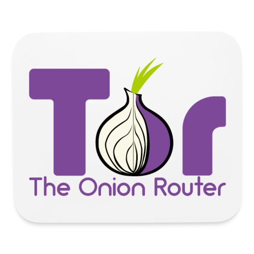 Tor - The Onion Router - Mouse pad Horizontal
