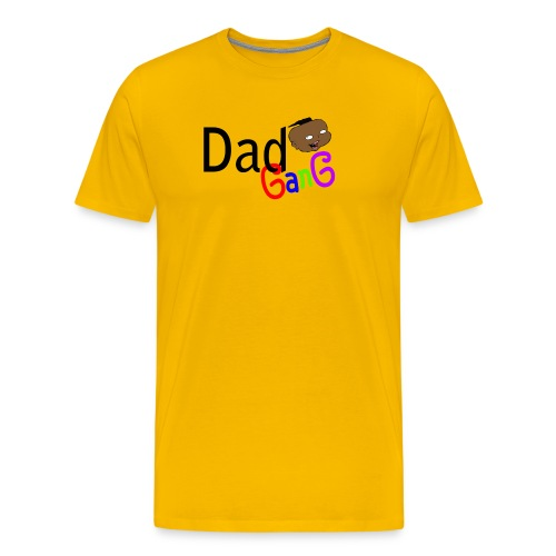 Dad Gang Boy - Men's Premium T-Shirt