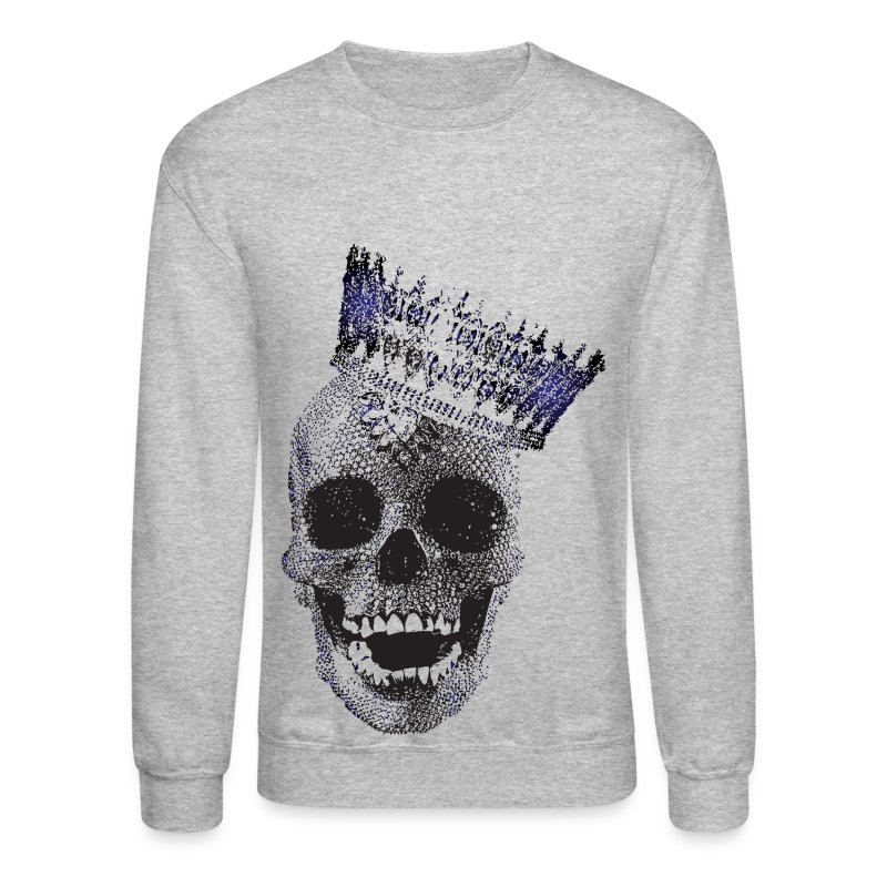 Skull and Crown - Crewneck Sweatshirt