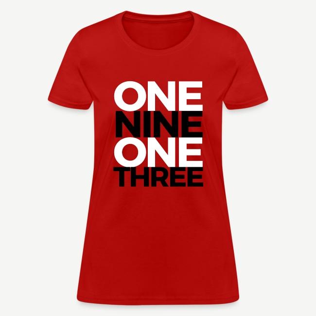 1913 - One, None, One, Three