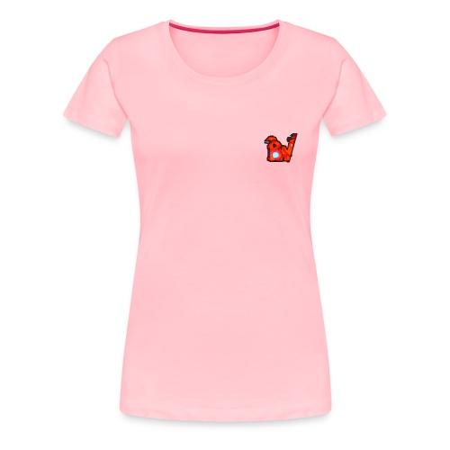 BW 2018 New Female Design - Women's Premium T-Shirt