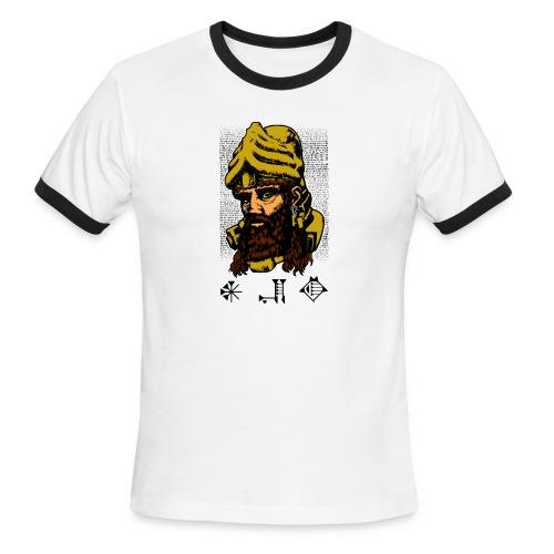Enki Baseball Tee - Men's Ringer T-Shirt